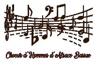 Choeur hommes Alsace bossue