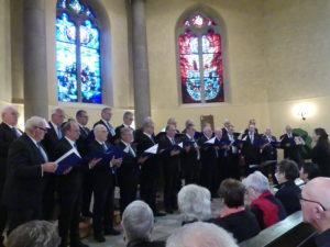 Concert du 6 octobre 2019 à Sarre-Union 1