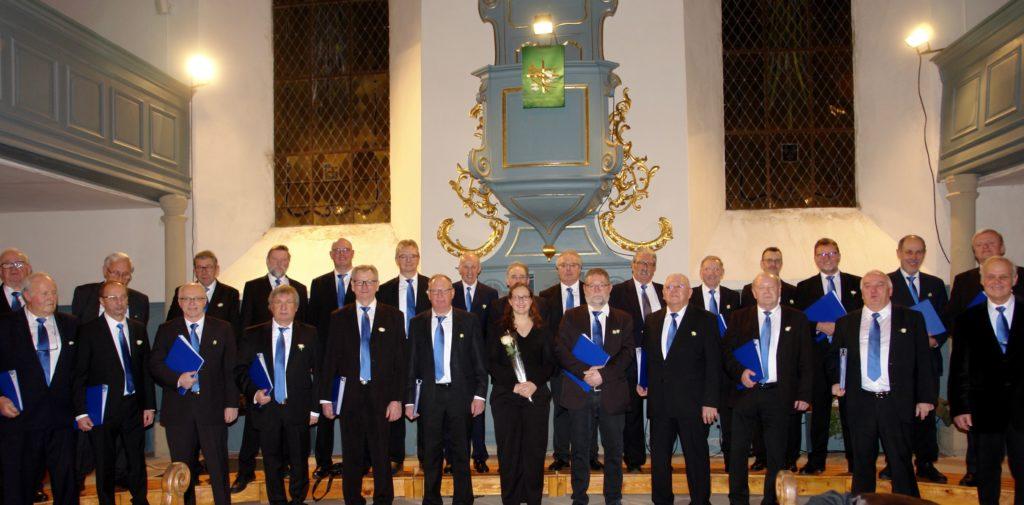 Choeur d'hommes d'Alsace Bossue 1
